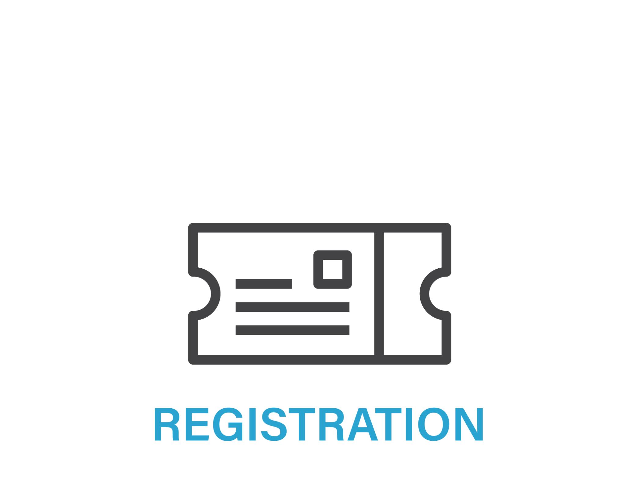 Registration web