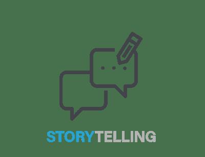 Storytelling web